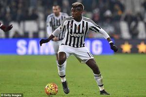 Juventus quyết đấu với Real để giành Pogba