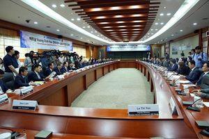 HLV Park Hang-seo làm 'nóng' cuộc họp hợp tác kinh tế Việt - Hàn