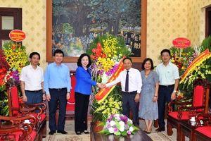 Đồng hành cùng Thủ đô thực hiện thắng lợi các nhiệm vụ chính trị