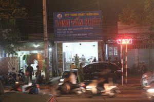 Khám xét nơi làm việc của giám đốc liên quan vụ gây mất ANTT tại Đồng Nai