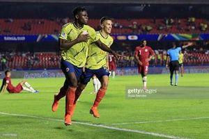 Thắng Qatar 1-0, Colombia ghi tên vào tứ kết
