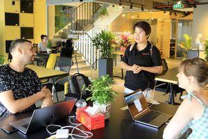 Cô gái Đà Nẵng làm nhà cho startup 'du mục'