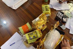 Thông tin mới nhất vụ triệt phá đường dây ma túy xuyên quốc gia
