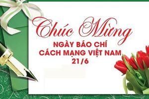 Thư chúc mừng của Bộ trưởng Bộ Công Thương Trần Tuấn Anh nhân kỷ niệm 94 năm Ngày Báo chí cách mạng Việt Nam (21/6/1925 – 21/6/2019)