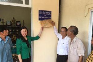 Công ty Xổ số Kiến thiết TP.HCM: Tiếp tục tặng 4 nhà tình thương cho người nghèo