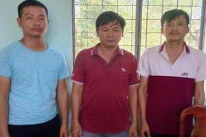 Quảng Nam: Triệt xóa đường dây đánh bạc 40 tỉ đồng, bắt giữ 5 đối tượng