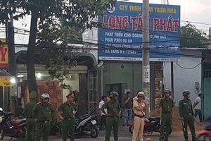 Khám xét nhà chủ doanh nghiệp 'gọi' giang hồ vây xe công an ở Đồng Nai