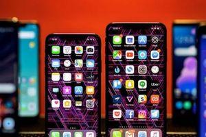 Thị trường smartphone cao cấp suy giảm, Apple nắm một nửa thị trường