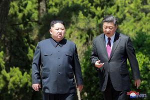 Chủ tịch Trung Quốc đến Triều Tiên, dự kiến thảo luận tiến trình đàm phán hạt nhân