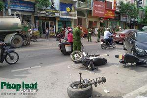 Quảng Ninh : 6 tháng đầu năm, xử lý hơn 135 nghìn trường hợp vi phạm giao thông