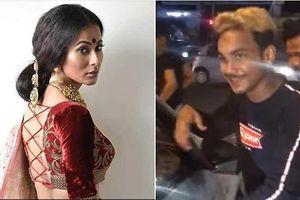 Hoa hậu Hoàn vũ Ấn Độ bị nhóm côn đồ hành hung trên phố