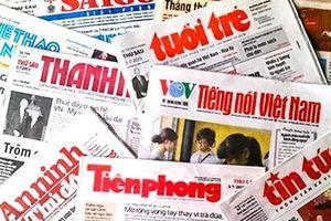 Chữ và nghĩa báo chí