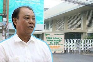 Tổng giám đốc SAGRI Lê Tấn Hùng bị cách chức