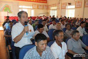 Cử tri Đô Lương đề nghị xử lý nghiêm tội sản xuất hàng giả