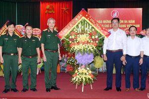 Các địa phương, cơ quan, đơn vị chúc mừng Báo Nghệ An