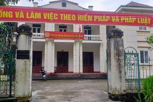 Bắc Kạn: Chánh án TAND huyện Pác Nặm đánh người, gây thương tích?