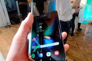 Báo Hàn Quốc: Samsung đã 'sẵn sàng tung ra thị trường' Galaxy Fold