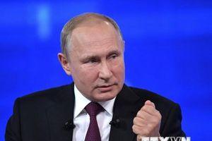 Tổng thống Nga tuyên bố sẵn sàng hội đàm với người đồng cấp Mỹ