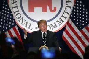 Chưa đầy 1 ngày, chiến dịch tái tranh cử của Tổng thống Trump 'hút' 24 triệu USD