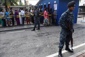 Chín sĩ quan cảnh sát bị điều tra hình sự sau vụ nổ ở Sri Lanka