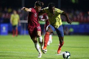 Colombia giành chiến thắng nhọc nhằn trước Qatar tại Copa America 2019