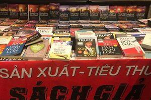 Sách lậu tràn lan làm 'tổn thương' và giết chết nhiều Nhà xuất bản