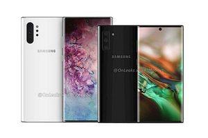 Samsung Galaxy Note 10 chốt ngày ra mắt