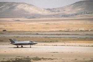 Israel lần đầu triển khai các máy bay chiến đấu tàng hình F-35 tham gia tập trận