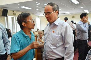 TP Hồ Chí Minh: Cử tri quan tâm đến công tác phòng, chống tham nhũng