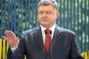 Ông Poroshenko phản đối yêu sách của Kiev đối với Crimea
