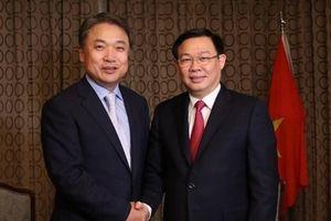 Phó Thủ tướng đề nghị Hyundai E&C chuẩn bị hồ sơ gói thầu cao tốc Bắc- Nam