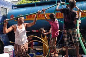 Người dân thành phố lớn thứ 6 Ấn Độ sống trong cảnh 'khô hạn'