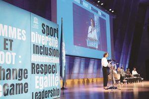 Hướng tới bình đẳng giới trong thể thao