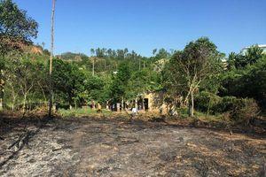 Phát hiện thi thể cụ ông 88 tuổi trong đám cháy cạnh nhà