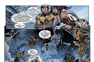 Sức mạnh của Jason - em trai song sinh của Wonder Woman