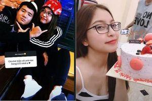 Vắng Quang Hải, Nhật Lê đón sinh nhật cùng Đức Chinh ở resort sang trọng