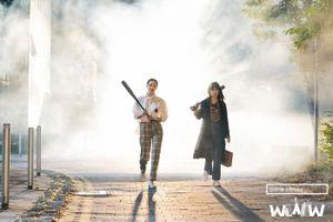 'WWW': Im Soo Jung - Lee Da Hee gây sốt, biến thành phiên bản nữ của Gong Yoo - Lee Dong Wook trong 'Goblin'