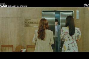 'WWW' tập 7: Lee Dong Wook bất ngờ xuất hiện với tư cách tình cũ, ủng hộ 'noona' Im Soo Jung