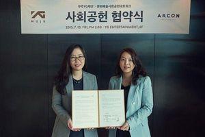 YG Entertainment bổ nhiệm CEO mới