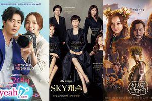 Những bộ phim Hàn Quốc nổi bật nửa đầu năm 2019 khiến khán giả không thể quên