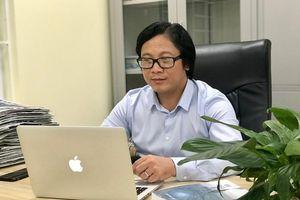 Nhà báo Lê Anh Đạt: Nghề báo – Dễ mà khó