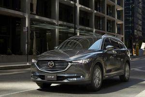 Giá lăn bánh SUV 7 chỗ Mazda CX-8 tại Việt Nam cao nhất bao nhiêu?