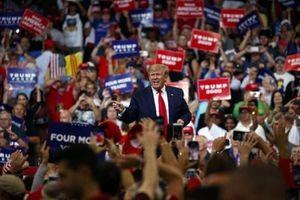 Tổng thống Trump tái tranh cử: Quyên được gần 25 triệu USD chỉ trong 1 ngày