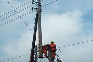 PC Vĩnh Phúc đảm bảo cung cấp điện an toàn, ổn định mùa nắng nóng và mưa bão 2019
