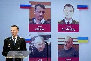 Nga phản đối vụ '4 nghi phạm bắn rơi máy bay MH17'