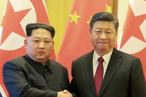 Ông Tập Cận Bình tới Triều Tiên, tái khởi động liên minh