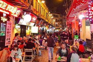 5 địa điểm vui chơi ở Hà Nội dành cho giới trẻ thích lai rai