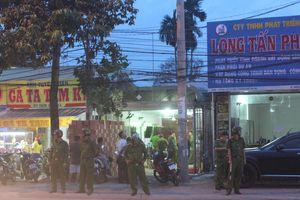 Khám nhà Giám đốc doanh nghiệp gọi giang hồ vây ô tô ở Đồng Nai