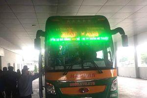 Nhà xe Hải Vân ở Đà Nẵng đuổi việc lái xe bị tố quấy rối khách