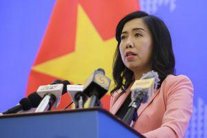 Yêu cầu Trung Quốc giáo dục nhân viên, bồi thường cho ngư dân Việt Nam